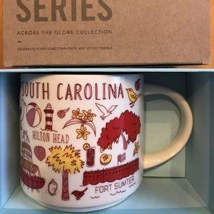 ☕️ Starbucks South Carolina Been There Series Mug